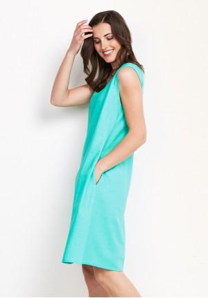 Sukienka 1395 (zielone)