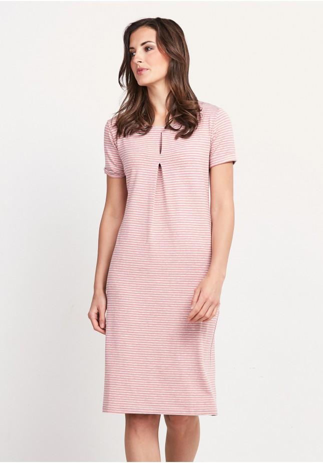 Sukienka 1428 (z czerwonym)