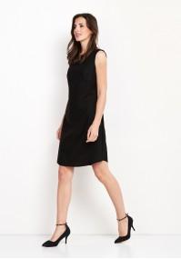 Sukienka 1381 (czarna)