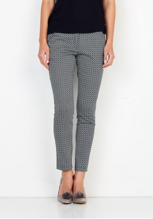 Cotton Patterns Pants