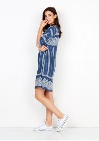 Viscose loose Dress