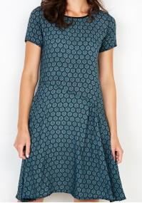 Viscose green Dress