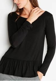 Bluzka 3846 (czarna)