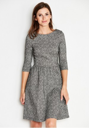 Salt and pepper Dress