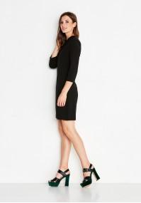 Sukienka 1696 (czarna)
