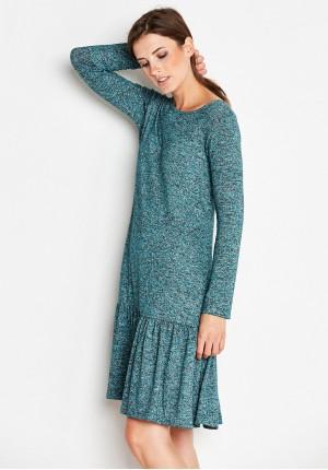 Sukienka 1906 (zielona)