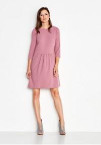 Sukienka 1788 (różowa)
