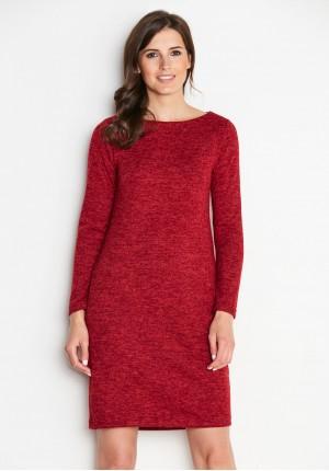 Sukienka 1931 (czerwona)