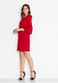 Sukienka 1793 (czerwona)