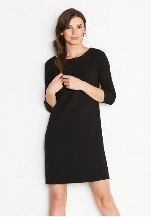 Sukienka 1729 (czarna)