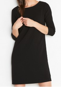 Little Black Dress with a sleeve to the elbow