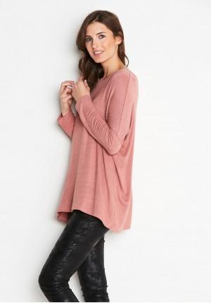 Sweter 8926 (różowy)