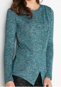 Sweter 8927 (turkusowy)