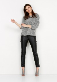 Grey Loose Sweater