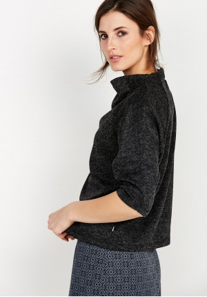 Sweater 8925 (graphite)