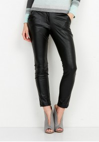Imitation leather Pants