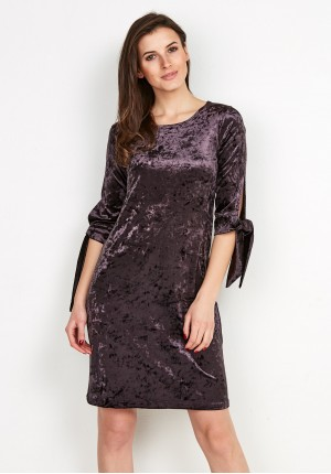 Dress 1974 (purple)