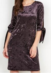 Sukienka 1974 (fioletowa)