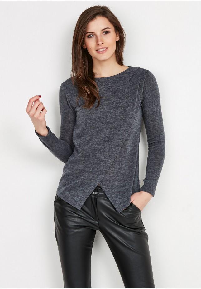 Sweter 8941 (szary)