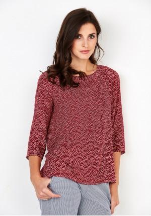Bluzka 3806 (czerwona)