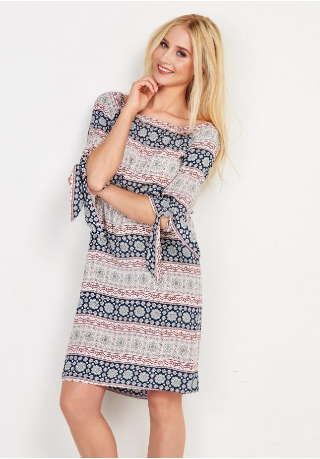 Dress 1203 (pink)