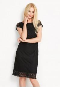 Sukienka 1265 (czarna)