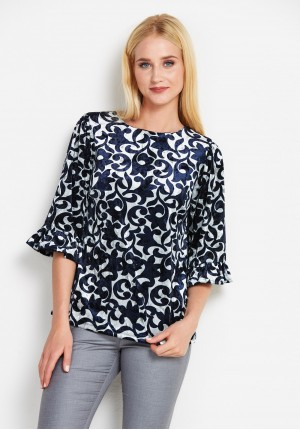 Velor Blouse