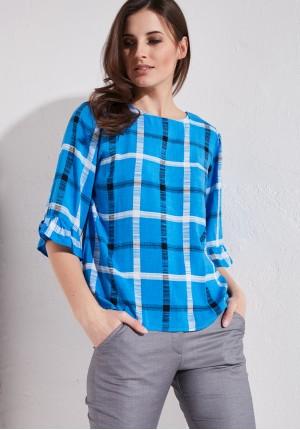Bluzka 3920 (niebieska)