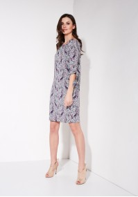 Sukienka 1216 (biała)