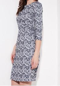 A-line elegant dress