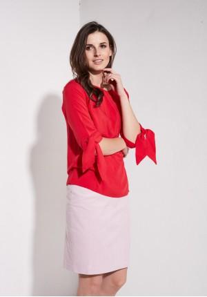 Bluzka 3890 (czerwona)
