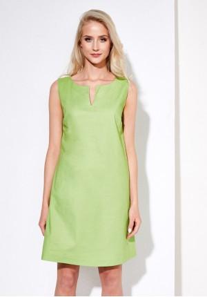 Sukienka 1390 (zielona)
