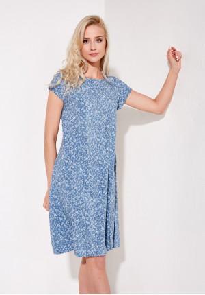 Sukienka 1790 (niebieska)