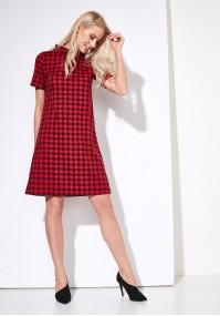 Sukienka 1483 (czerwona)