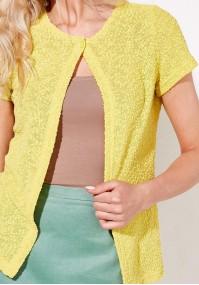 Sweter 8901 (żółty)