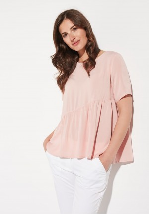 Powder Pink Blouse