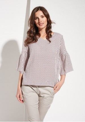 Fair summer blouse