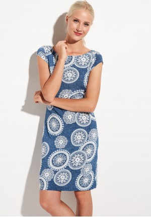 Dress 1310 (blue)