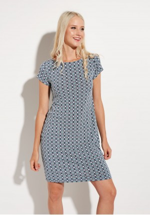 Dress 1250 (turquoise)