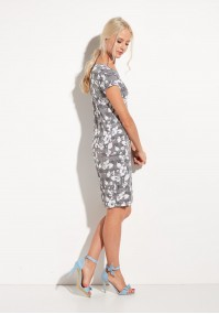 Checked summer dress