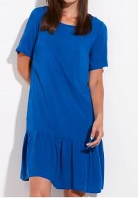 Sukienka 1246 (niebieska)