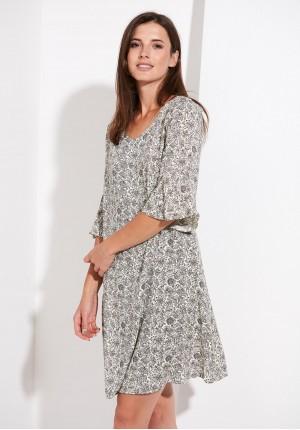 A-line summer dress