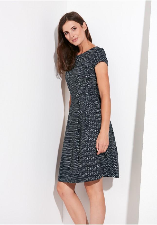 Frared dark dress