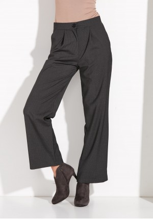 High-waisted Pants