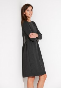 Loose Dark Dress