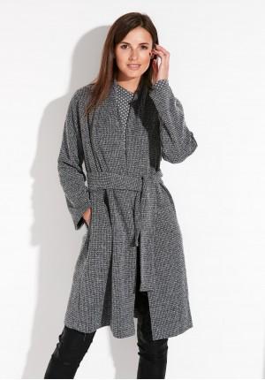 Tied Coat