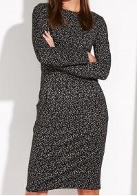 Dark Dress with Pockets