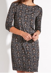 Simple Paisley Dress