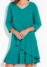 Turquoise Elegant Dress