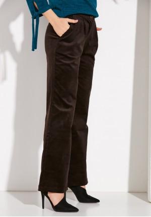 Corduroy brown Trousers